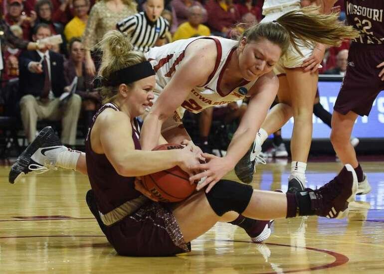 No. 11-seed Missouri State eliminates Iowa State from NCAA Tournament