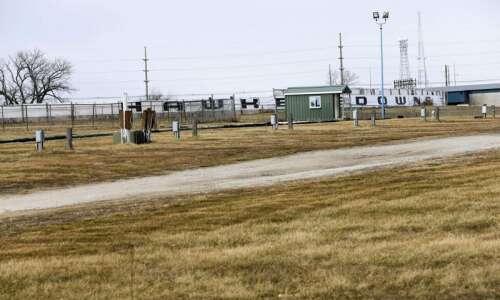 Hawkeye Downs was a former dump site for fly ash.…