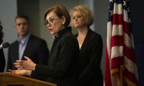 Watch: Iowa Gov. Kim Reynolds' coronavirus update for Wednesday, April…