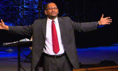 World-renowed speaker, minister visits Marion church