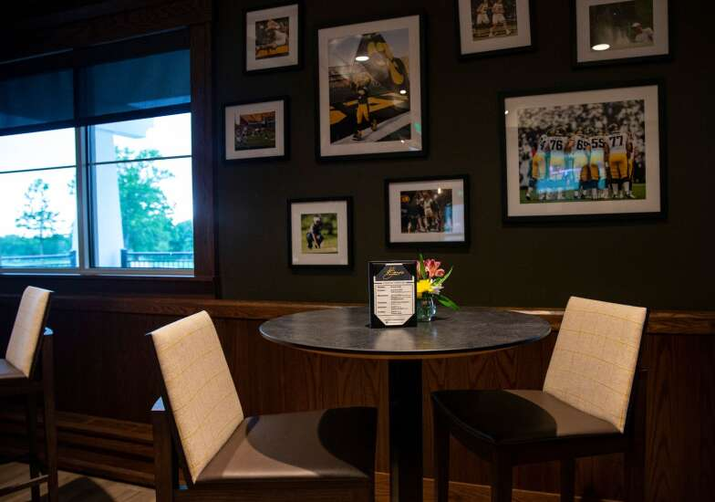 Bump's Restaurant brings elevated comfort food to Finkbine Golf Course