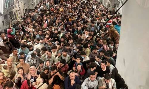 Iowa working to relocate eligible Afghan refugees