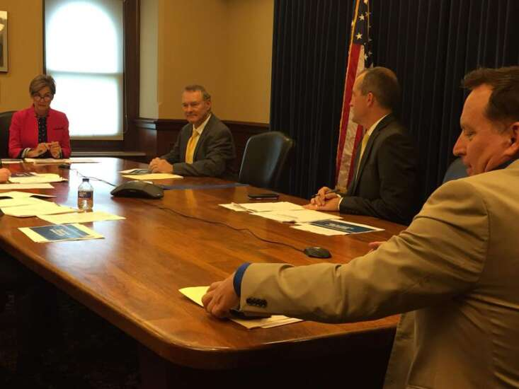 Health insurance bills for Iowa state employees rise
