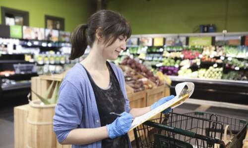 At Corridor grocery stores, 'high-risk' hours, online order tweaks transform…
