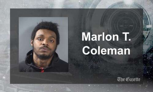 Iowa City man arrested after armed robbery