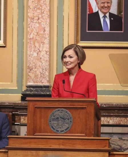 Gov. Reynolds proposes school choice — charter schools, private school scholarships, ability to transfer out of districts