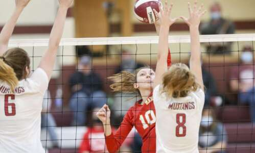 Volleyball notes: Typically stacked Wamac tournament features contenders galore
