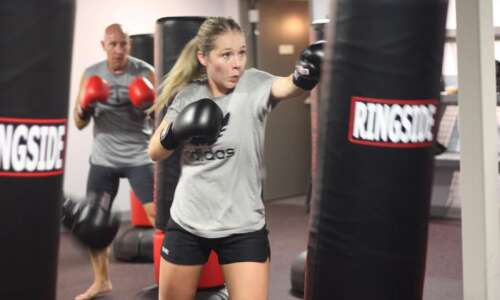 A lifetime solution There's No Quit! Kickboxing