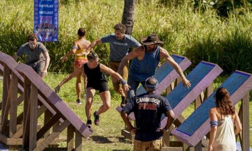 Iowans up the strategy ante on 'Survivor' — but did…