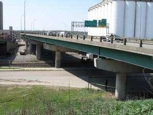 Motorcyclist still in hospital one month after Interstate 380 crash