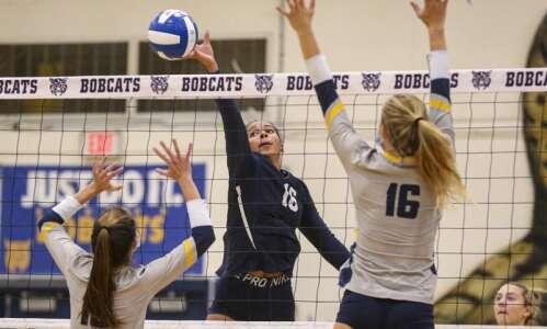 Iowa high school volleyball 2021: Gazette area teams to watch