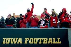 Big Ten official: Black Friday likely for Iowa-Nebraska