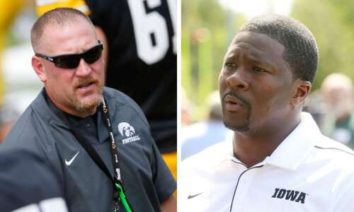 Tim Polasek, Derrick Foster leaving Iowa football program