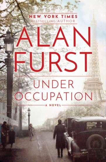 Author Alan Furst talks about his latest spy thriller 'Under Occupation'