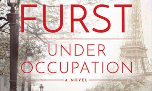 Author Alan Furst talks about his latest spy thriller 'Under…