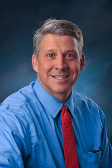 Mike Knudson, candidate for Coralville City Council