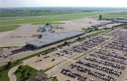 Sequester transfer jeopardizes Cedar Rapids airport project