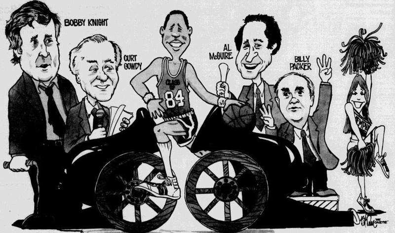 Time Machine: When Cedar Rapids hosted all-star basketball games with top players from ACC, Big Ten