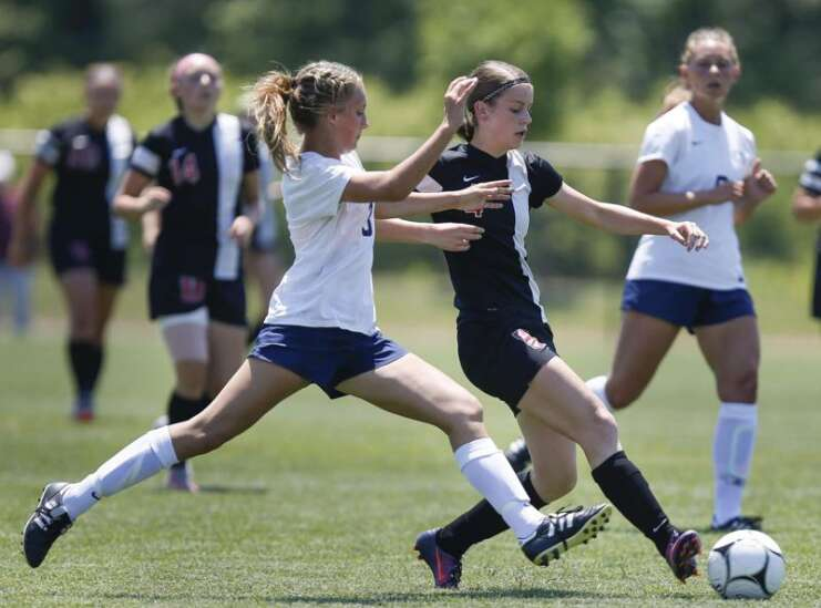 Union girls' soccer has new class, same excitement at state tournament
