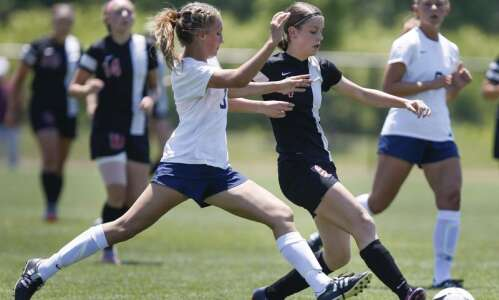 Union girls' soccer has new class, same excitement at state…
