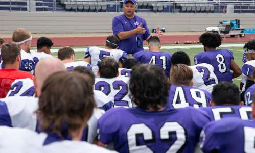 Cornell excited for football season under new head coach