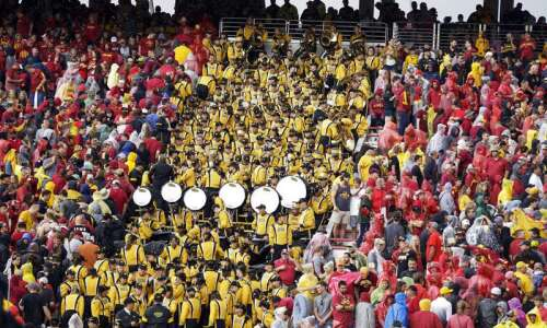 Saturday's Cy-Hawk game will feature 2 top-10 teams