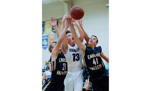 Boys' basketball notes: English Valleys off to hot start as…