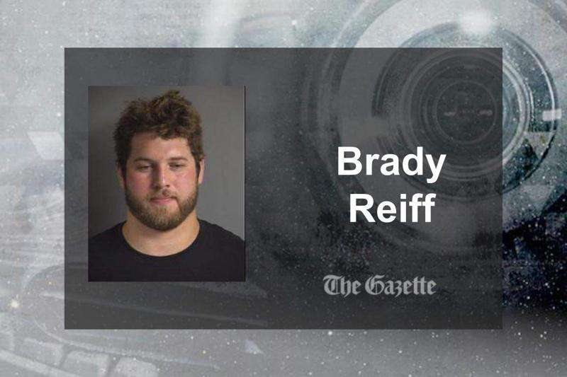 Police: Iowa football player arrested after drunkenly mistaking police car for Uber