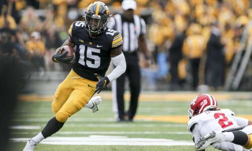 Hawkeyes confident going into top-10 Cy-Hawk matchup