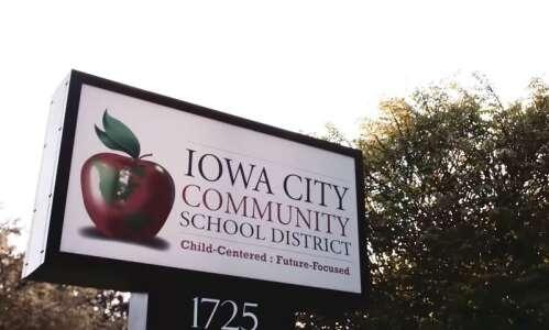 Iowa City school board candidates vie for four seats