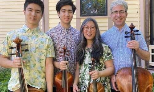 Red Cedar Chamber Music launches hybrid summer concert series