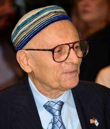 93-year-old Holocaust survivor strives to prevent genocide, counteract anti-Semitism