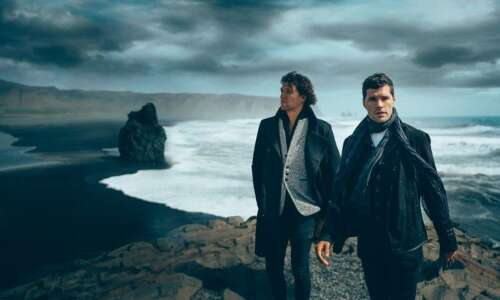 For King & Country coming to Great Jones County Fair