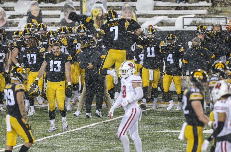 No Music City Bowl, but Iowa football's 2020 song isn't a sad one
