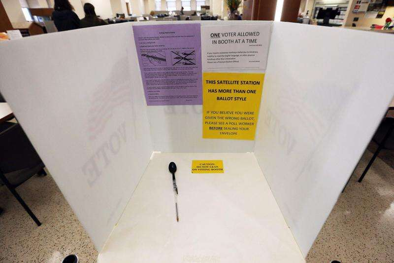 How do Iowans vote during a pandemic?