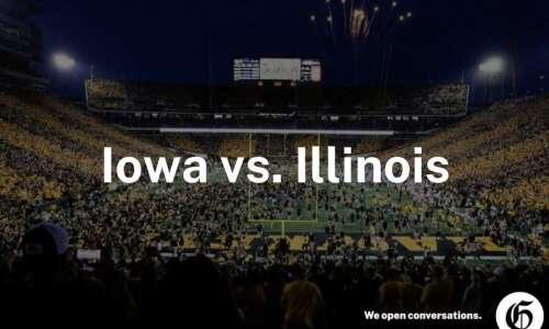 Hawkeye Ticket Giveaway: Iowa vs. Illinois