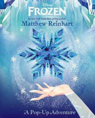 Author Profile   Matthew Reinhart A pop of art: C.R. native returns to share pop-up books