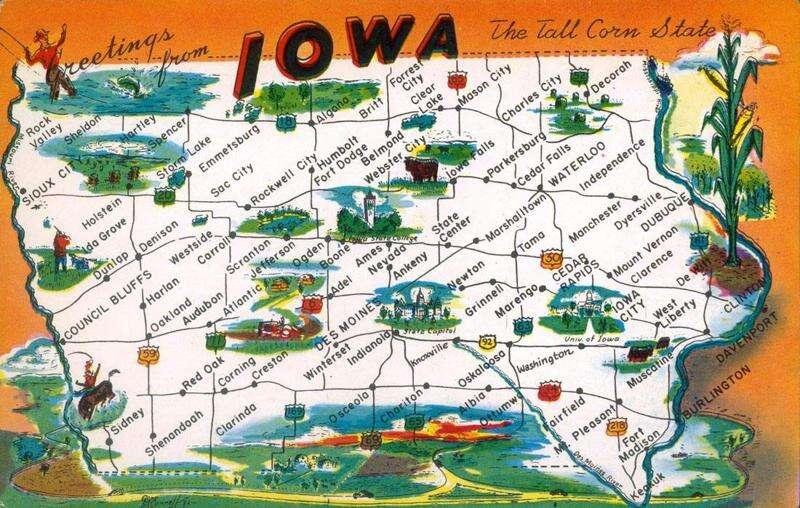 Iowa deserves to go first