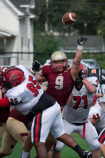 Wartburg QB Matt Sacia named Iowa Conference football offensive MVP