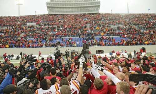 Hlas: Liberty and justice for Iowa State football