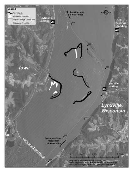 $11.9 million Mississippi River island project adding habitat for fowl, fish