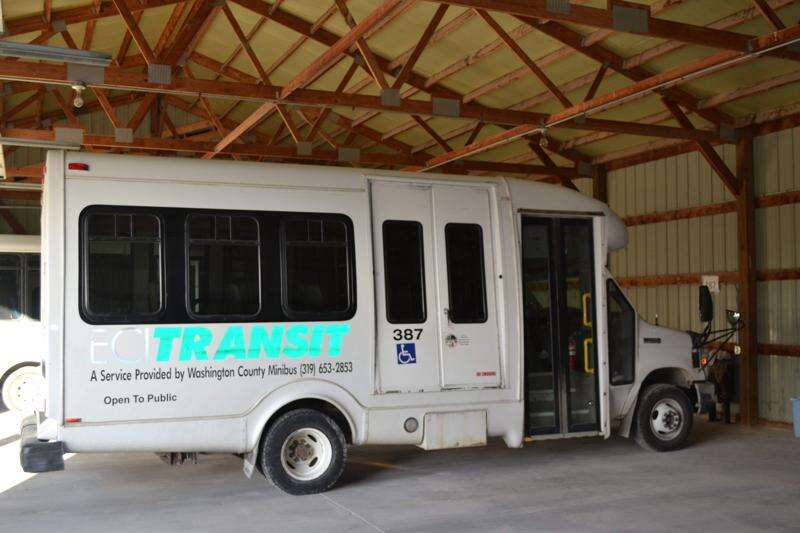 Washington County Mini Bus seeks grant to expand facility