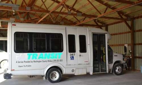Washington County Mini Bus seeks grant to expand facility