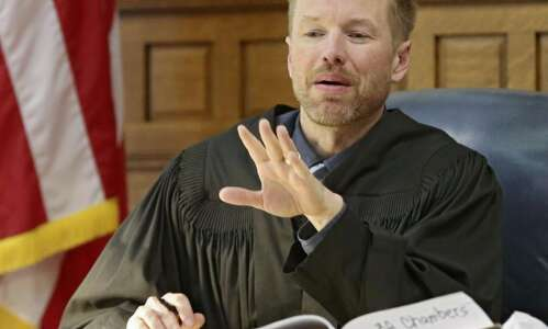 Court appoints new 6th Judicial District chief judge