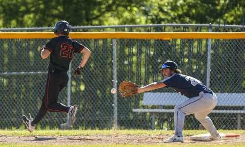 Baseball notes: Xavier's Myles Butkowski returns from severe injury