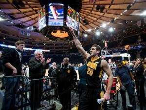 Photos: Eric May to end Iowa career in style