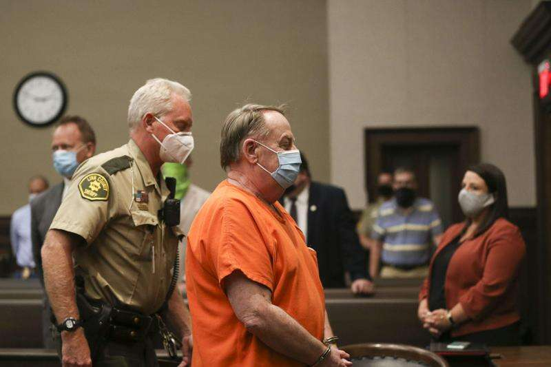 Jerry Burns sentenced to life for killing Michelle Martinko in 1979