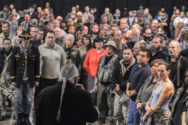 Standing Rock is topic of forum in Iowa City