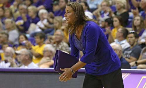 UNI volleyball gearing up for challenging season