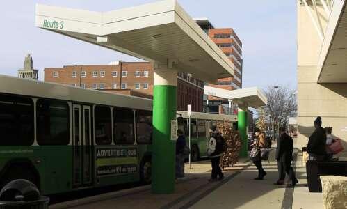 Ridership up after Cedar Rapids Transit changes